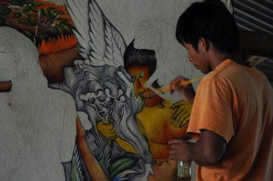 Amazonské umění